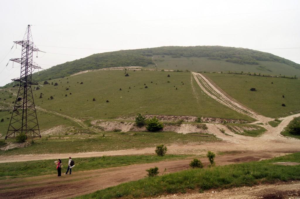 Шапсугская - Кабардинка