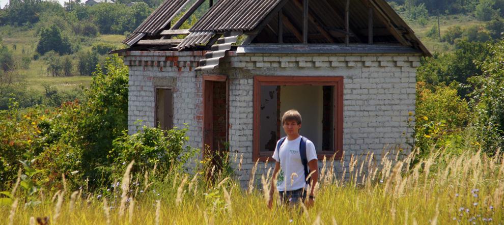 Заброшенный хутор под Абинском