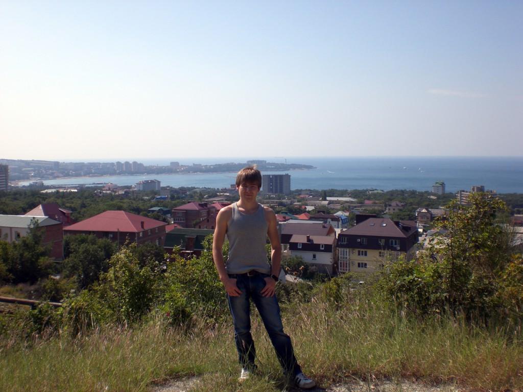 Геленджик. Панорама