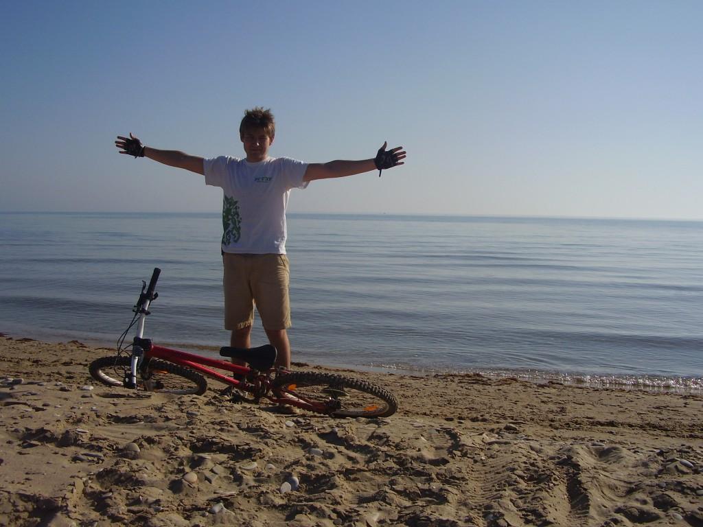 Орлёнок. Чёрное море.
