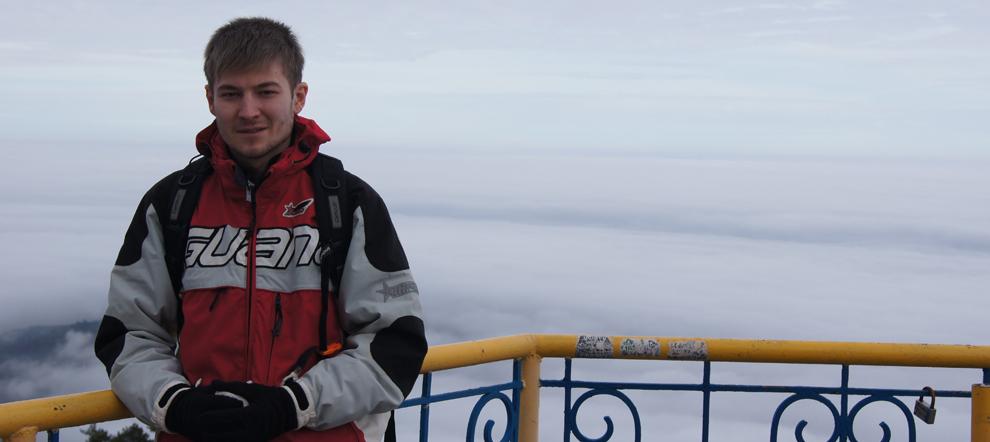 Гора Ай-Петри. Крым.