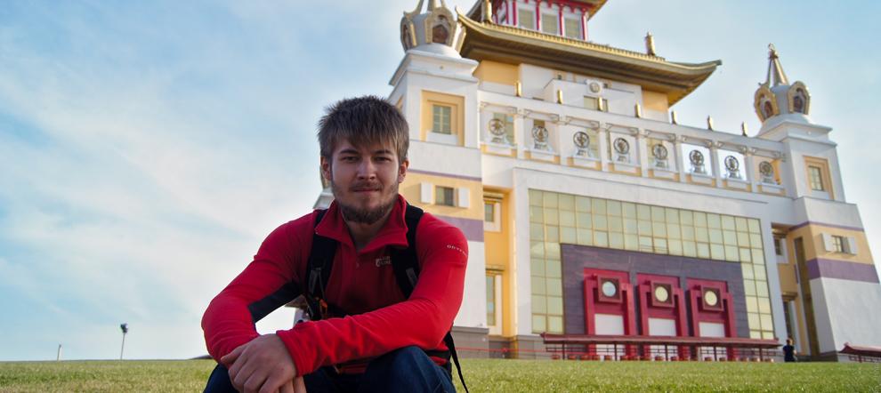 Путешествие в Элисту. Республика Калмыкия.