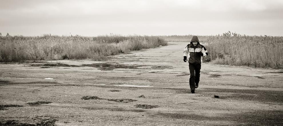"""Заброшенный аэродром, грязевой вулкан, """"Военная горка"""", дельта Кубани. Темрюкский район."""