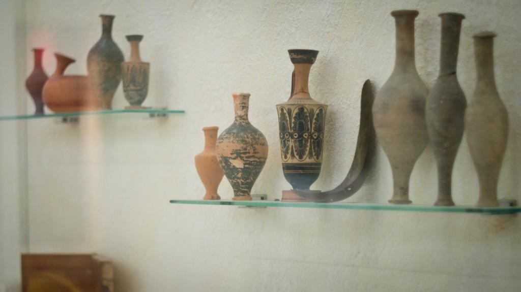 Горгиппия, Экспонаты