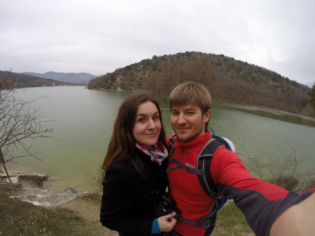 Озеро Сукко. Болотный кипарис.