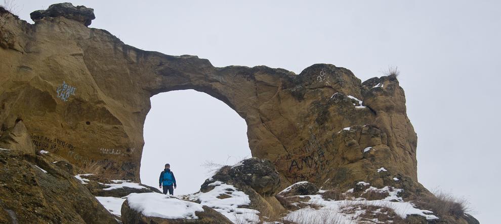 В КМВ зимой. Достопримечательности окрестностей Кисловодскиа