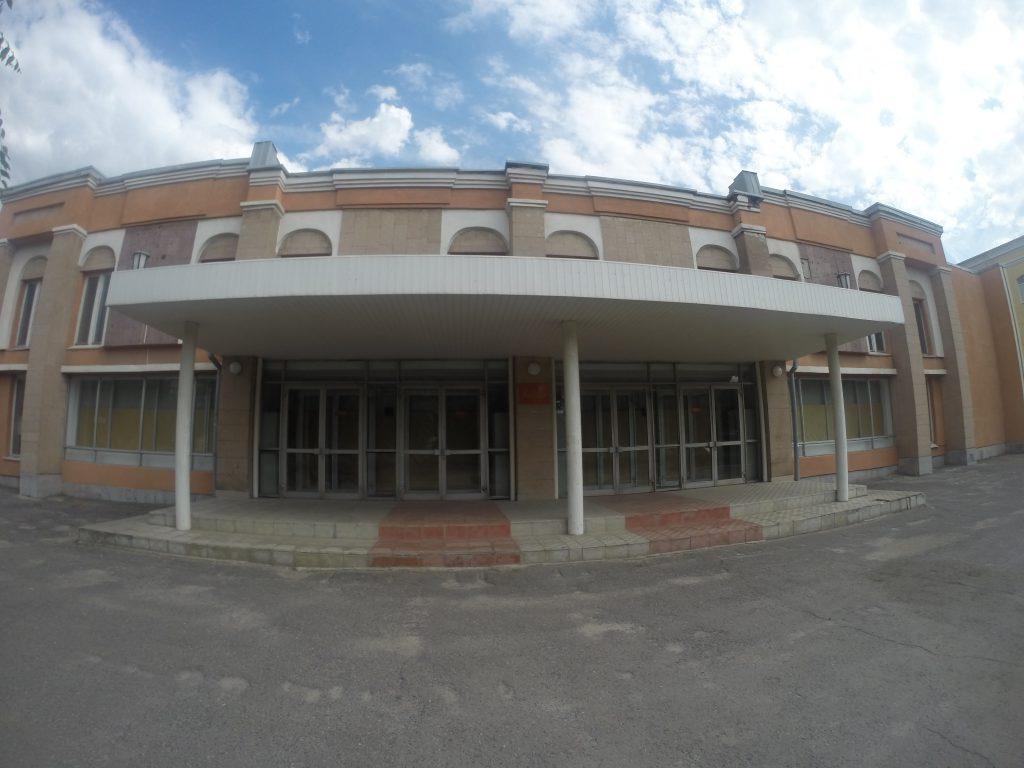 Клуб в Новочеркасске