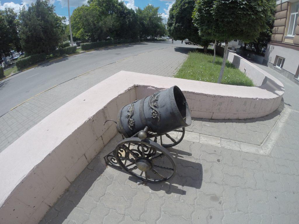 Мусорка в Новочеркасске