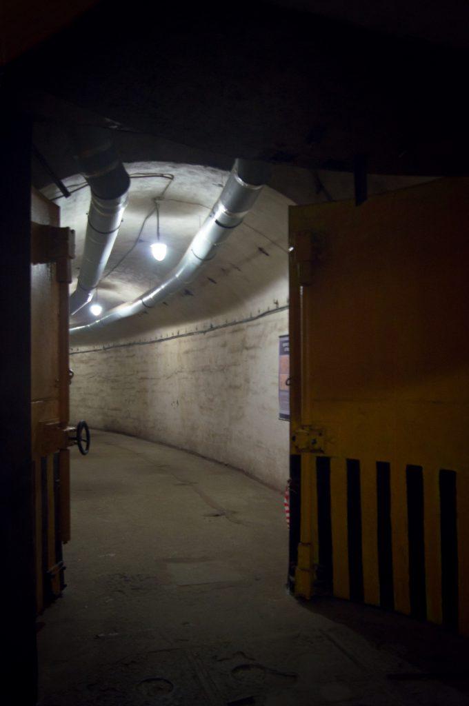 Музей подводных лодок. Балаклава.