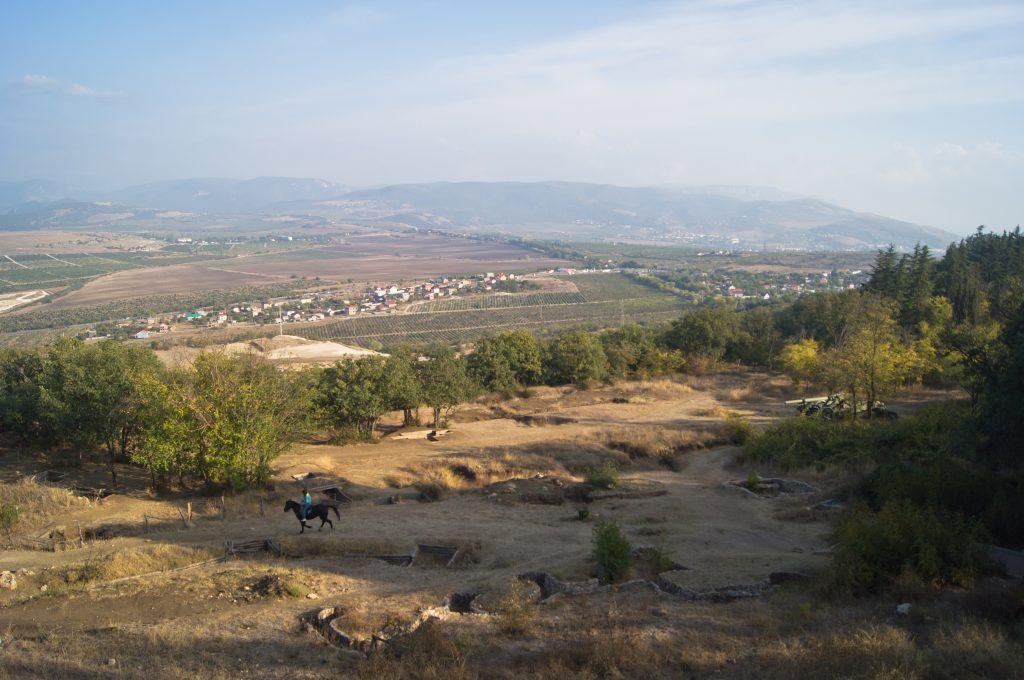 Сапун-Гора. Севастополь.
