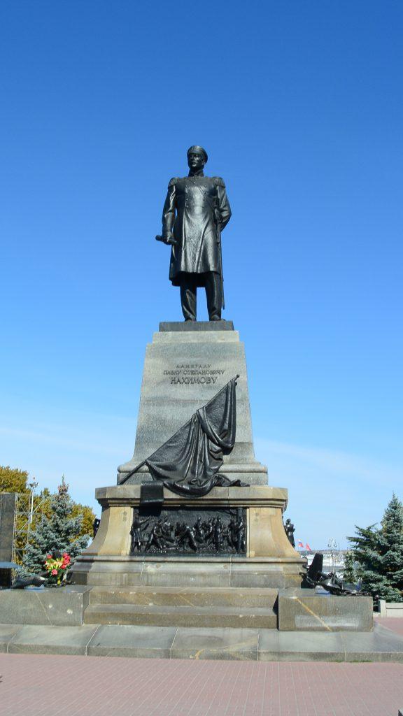 Памятник Нахимову. Севастополь.