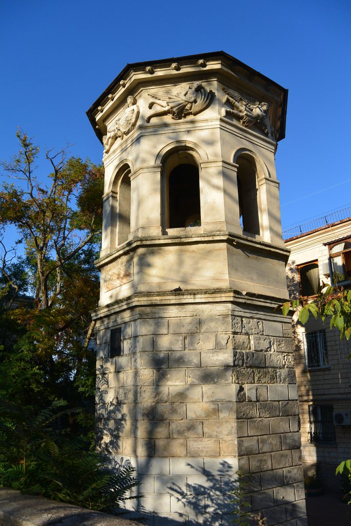 Башня Ветров. Севастополь.