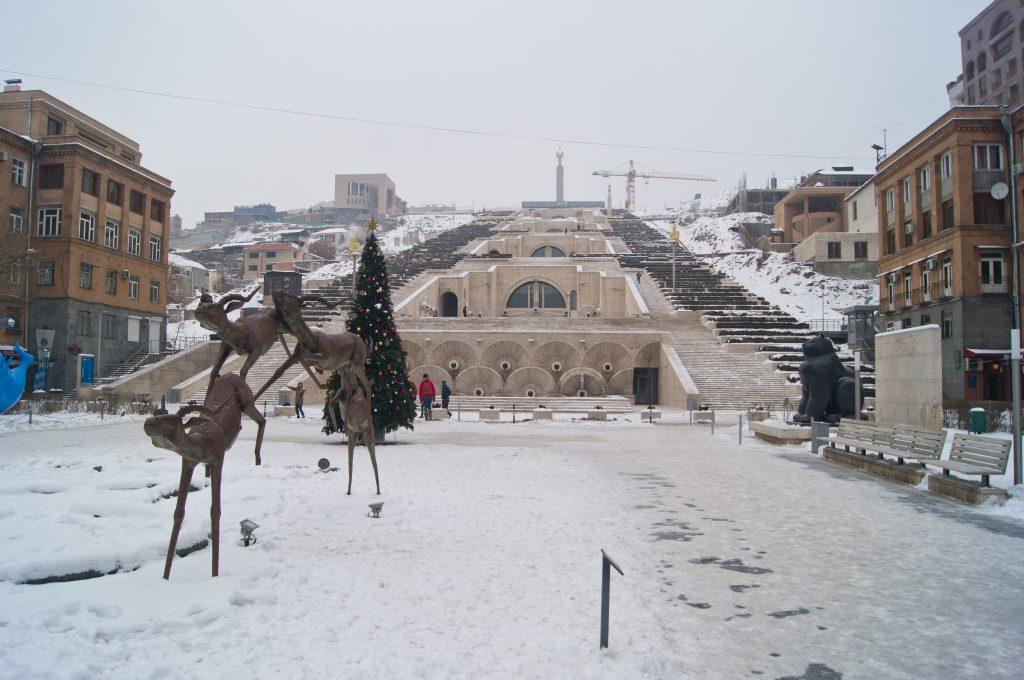 Мать Армения. Ереван.