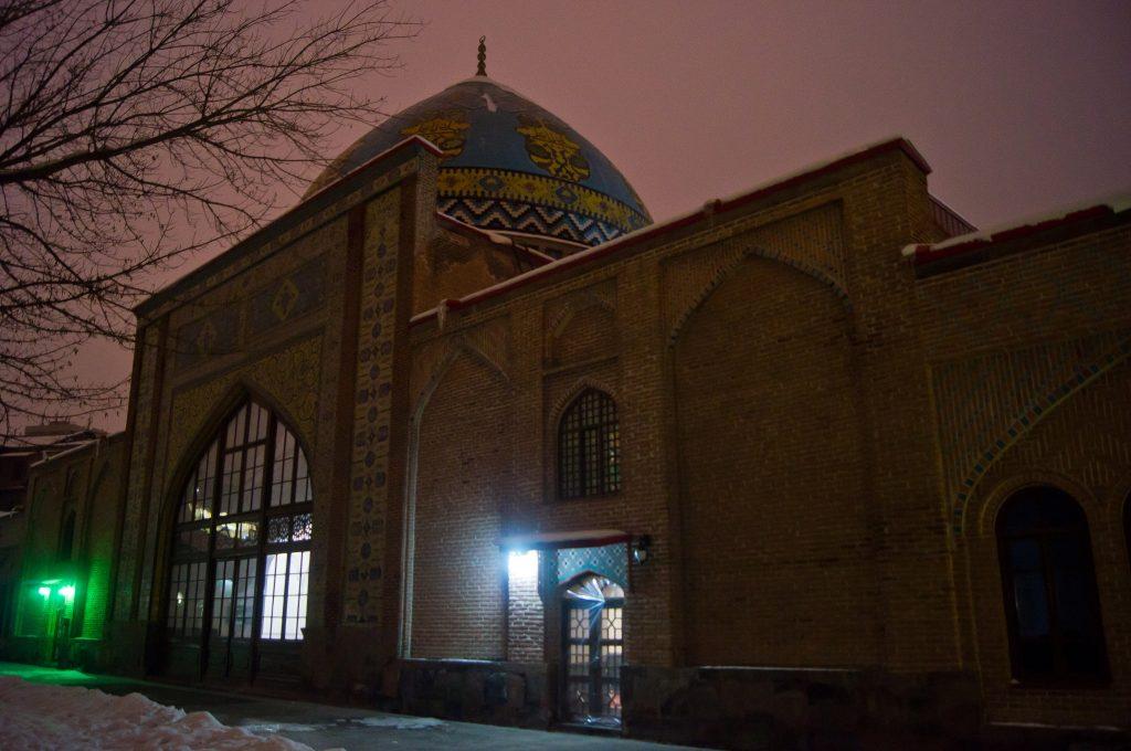 Голубая Мечеть. Ереван.