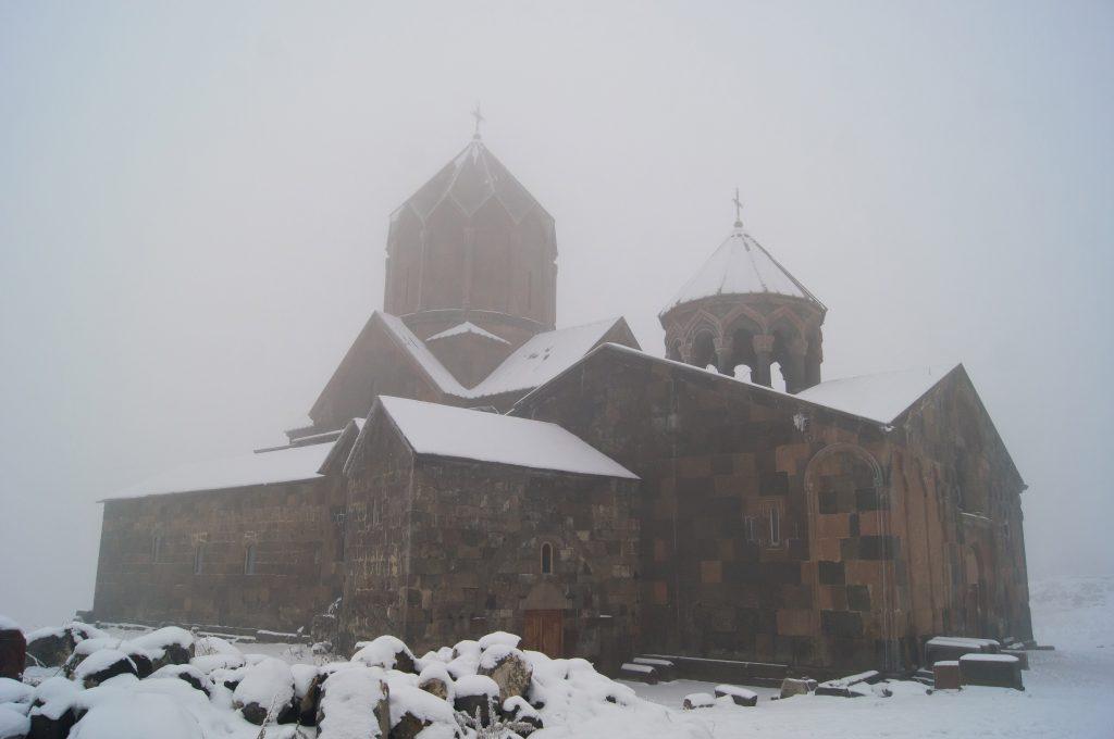 Ованаванк монастырь