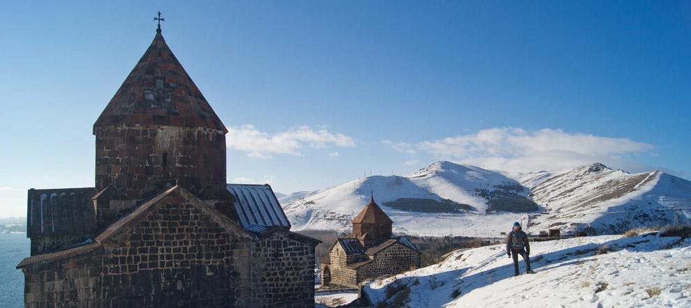 Путешествие в Армению зимой